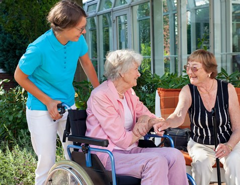 Philadelphia Corporation for Aging's Ombudsman program helps advocate for residents in long-term care. (ThinkStock)
